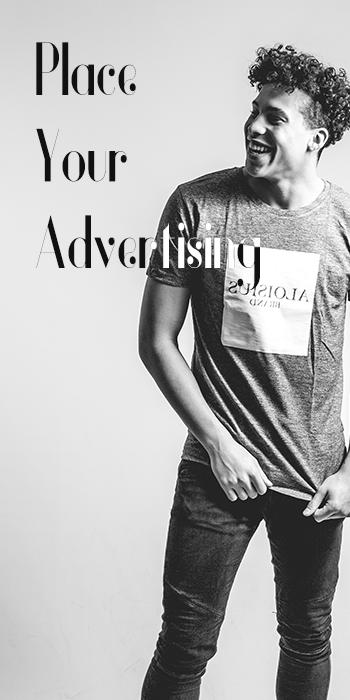 – Adverteren? –